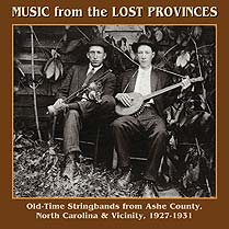 Music From The Lost Provinces